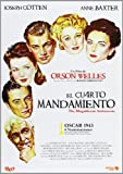 The Magnificent Ambersons [ NON-USA FORMAT, PAL, Reg.2 Import - Spain ]