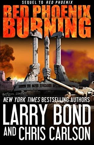 book cover of Red Phoenix Burning