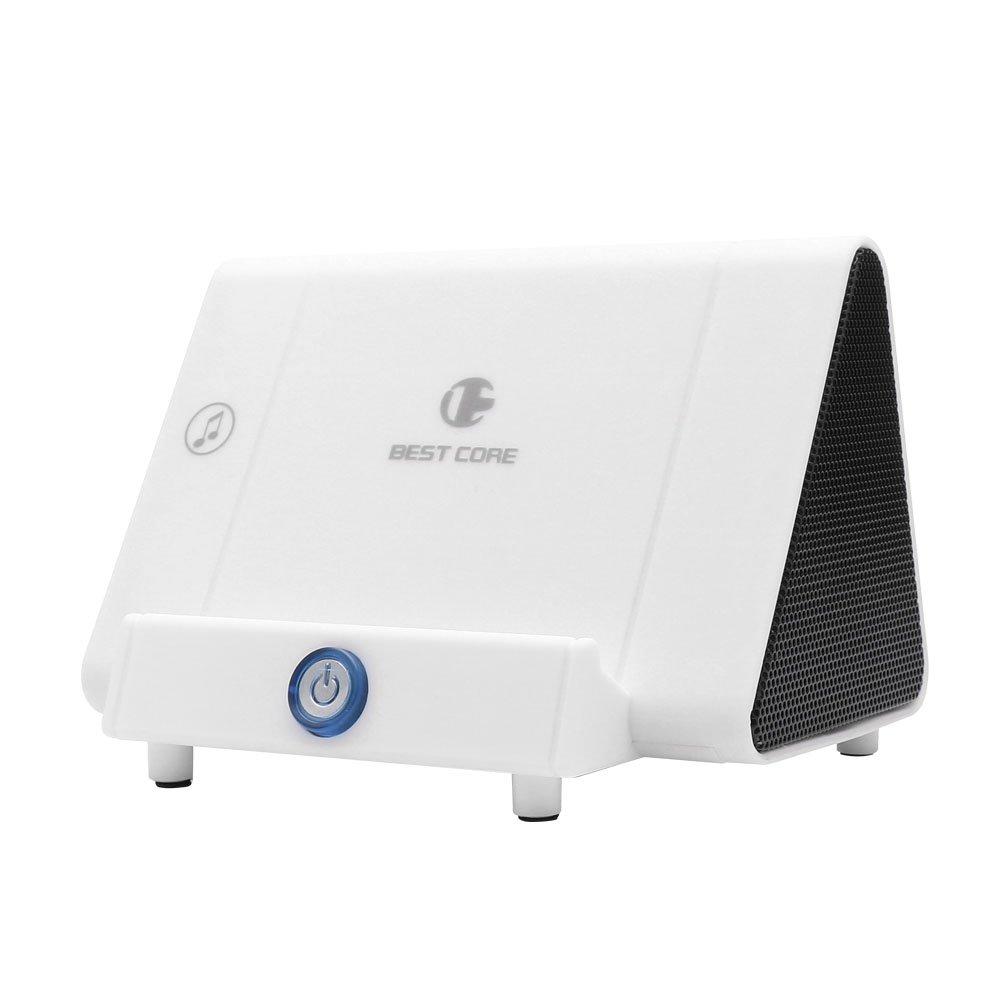Speaker Wireless by Pterxiog Wireless Portable Touch Amplifier Sound Speaker Dock for iPhone iPad Samsung Smartphones