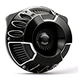 #3: Deep Cut Air intake kit for harley dyna street bob air filter softail breakout air intakes for harley touring 00-07