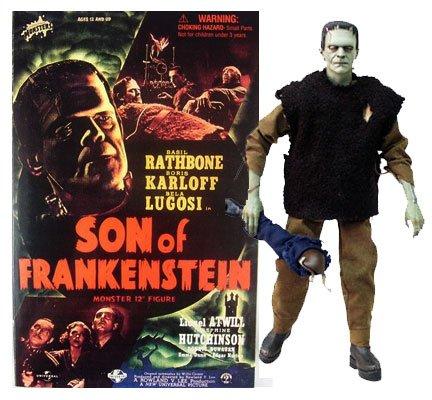 Sideshow Frankenstein - 8