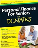img - for Personal Finance For Seniors For Dummies by Eric Tyson (2010-05-03) book / textbook / text book