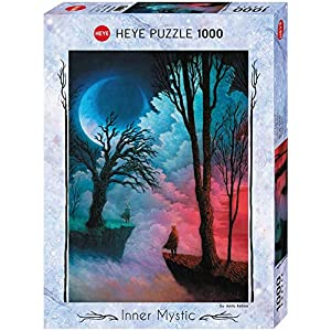 Worlds Apart Puzzle 1000 Teile Inglese Gioco 1 Feb 2019
