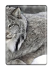 Pamela Sarich's Shop New Premium Case Cover For Ipad Air/ Canadian Lynx Protective Case Cover 8276489K44271251