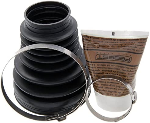 VOLVO 850 2.3 hub nut /& cv joint boot kit Transmission Bootkit-gaiter 1993 /& gt1997