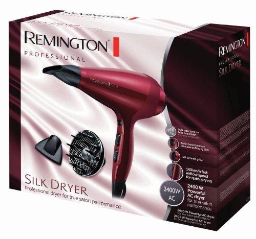 Remington AC9096 Silk - Secador de pelo profesional con motor AC ... ab9b619b0545