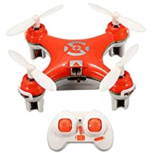 Cheerson CX-10 CX10 4CH 6 Axis LED Mini RC Quadcopter RTF 2.4GHz