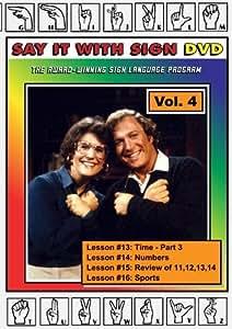 Sign Language Course - Volume 4