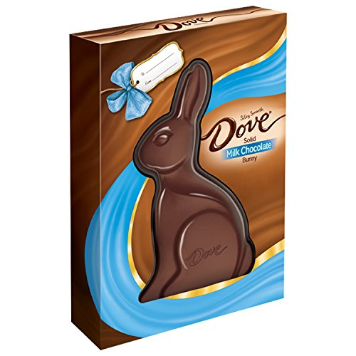 DOVE Milk Easter Bunny