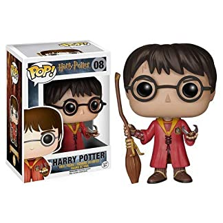 Figurine Funko Pop! Harry Potter - Quidditch Harry Potter
