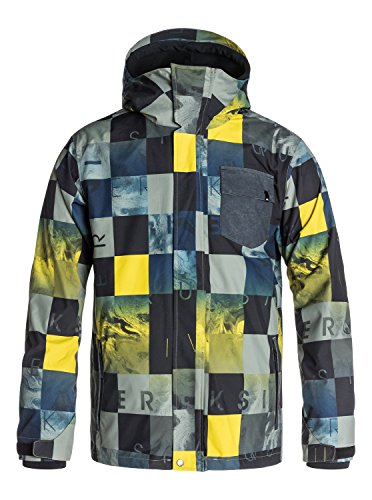 Quiksilver Snow Jackets - 5