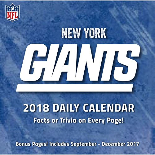 new york giants calendar - 7