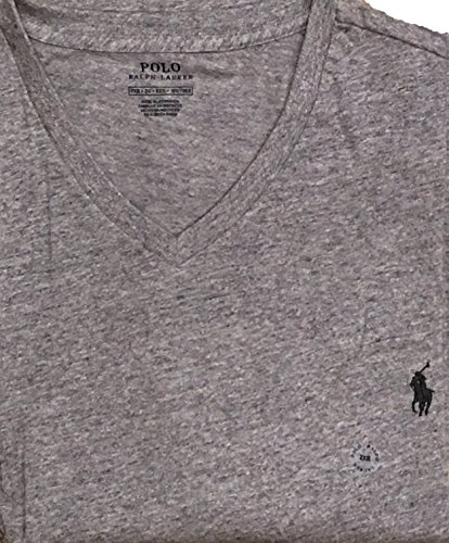 Polo Ralph Lauren Mens Big & Tall Signature Short Sleeves T-Shirt (4X Big, Dark - Discount Ralph Lauren