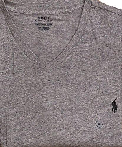 Polo Ralph Lauren Mens Big & Tall Signature Short Sleeves T-Shirt (4X Big, Dark - Ralph Lauren Discount