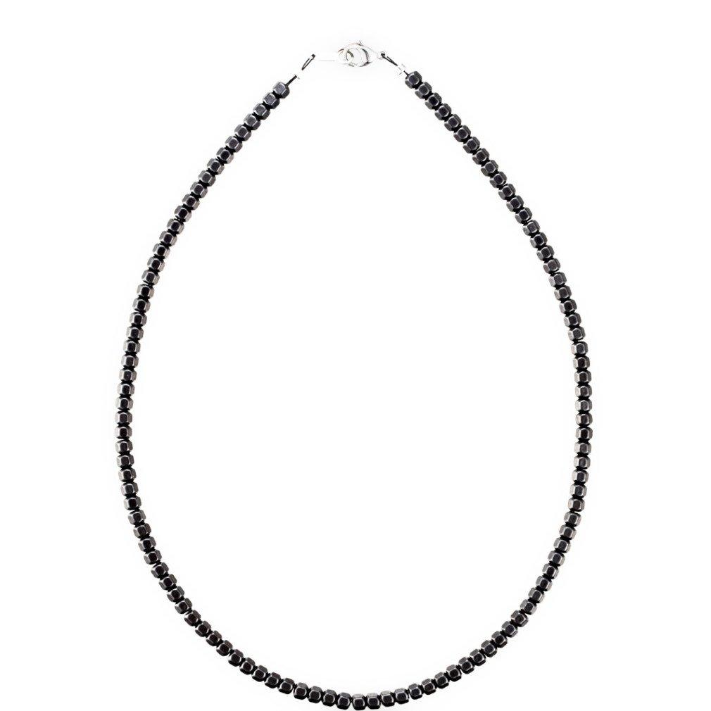 コラントッテ(Colantotte) ネックレス LUCE ABAPK01M ブラック B075V12LHH