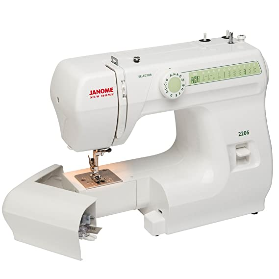 Amazon Janome 40 Sewing Machine Unique Janome 2206 Sewing Machine Reviews