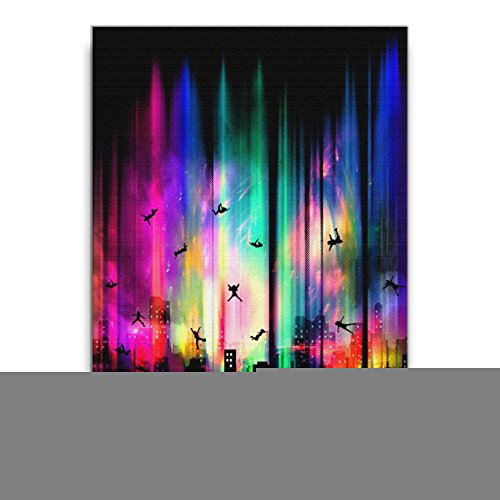 ReBorn Feel Without Gravity Frameless Decorative Painting For Home Office Decoration