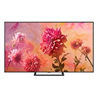 "Samsung QN65Q9F Flat 65"" QLED 4K Ultra HD Smart TV (2018), Charcoal Black [Canada Version]"