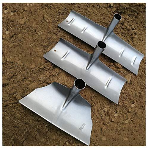 - Z6 Agricultural Taro 30 cm - 70 cm Multi-Purpose Shovel Steel plateGarden Hoe Head (70 cm Wide)