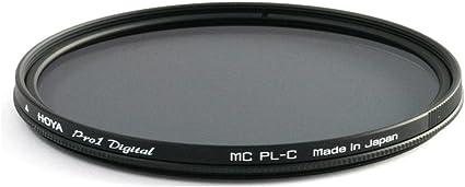 Hoya Pro1 Digital Pol Cirkular Polfilter 49 Mm Schwarz