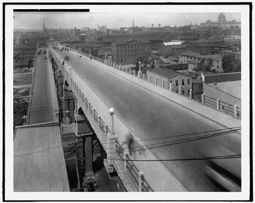 Photo: Mulberry Street bridge,Harrisburg,Pennsylvania,PA,Detroit Publishing - Ancestry.co.uk