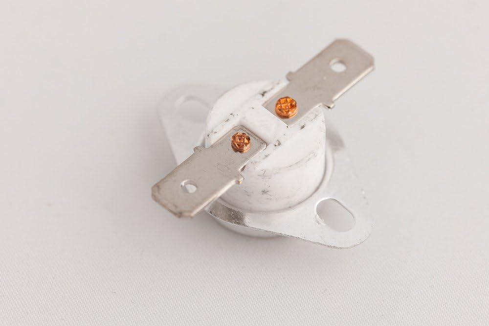 daniplus© - Limitador de temperatura (160 °C, Klixon, termostato para secadora Miele Nº 5432530)