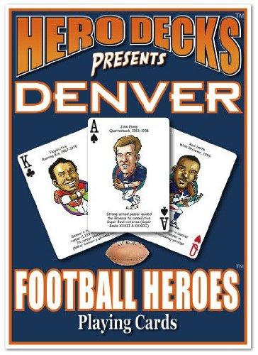 Cards Denver Broncos Channel Craft