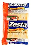 Keebler, Zesta, Saltine Crackers, Unsalted Tops, Single Serve, 0.20 oz(Pack of 300)