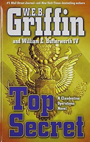 book cover of Top Secret
