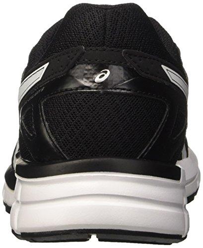 Asics Gel-Galaxy 9, Zapatillas de Deporte para Mujer Negro (Black/white/snow)