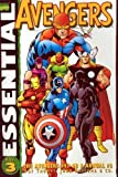 img - for Essential Avengers Vol.3: The Avengers #47-68 & Annual # 2 (v. 3) book / textbook / text book
