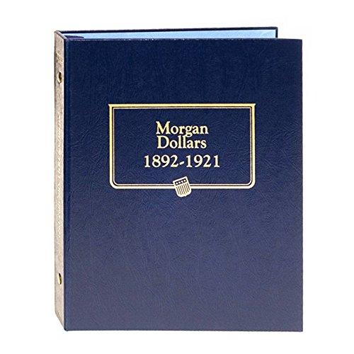 - Whitman US Morgan Dollar Coin Album Volume 2 1892 - 1921 #9129