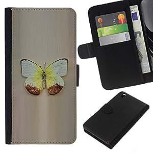 A-type (Art Istanbul Mosque White) Colorida Impresión Funda Cuero Monedero Caja Bolsa Cubierta Caja Piel Card Slots Para HTC DESIRE 816