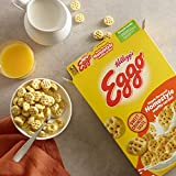 Kellogg's Eggo, Breakfast Cereal, Maple Flavored
