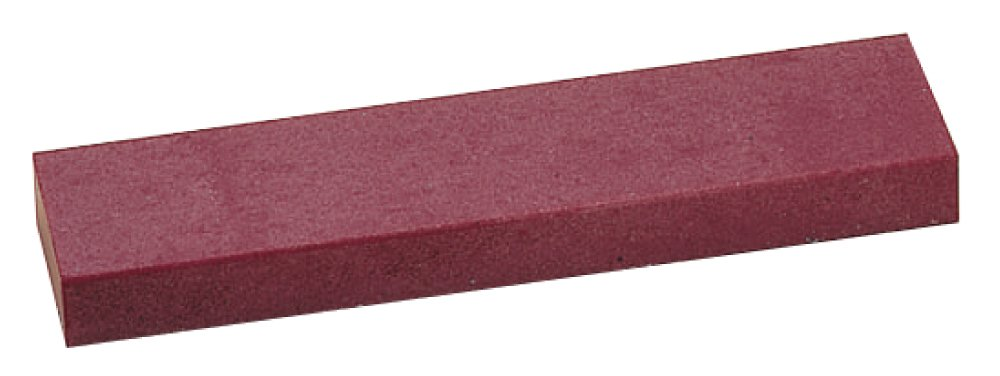 Ruby Bench Stone - 4'' Fine Grit - Two Sided