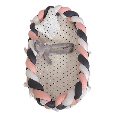 Amazon.com: Weixinbuy - Cuna de bebé para cuna de bebé ...