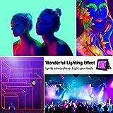 UV Black Lights, 10W UV Led Flood Light Ultraviolet