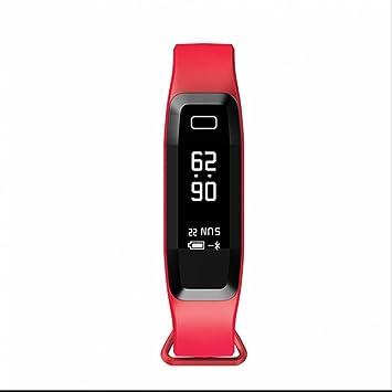 Relojes de pulsera para mujeres,Conveniente y práctico Reloj inteligente Deportivo,Podómetros Contadores de