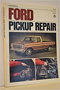 Petersen's Ford pickup repair
