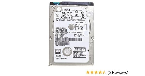 "Hitachi 320GB SATA HDD Hard Drive  Z5K500-320 HTS545032A7E380 5400rpm 2.5/""  7mm"