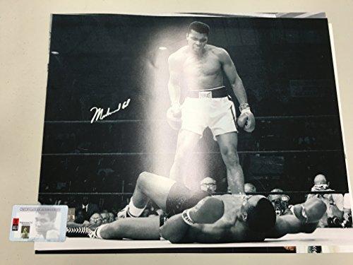 Muhammad Autographed Photograph Authentics marketing product image