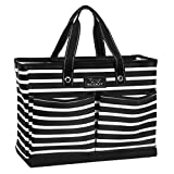SCOUT BJ BAG, Large Tote Bag for Women, Utility Tote Bag with Pockets and Interior Zippered Compartment for Teachers and Nurses