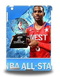 New NBA All Star West Chris Paul #3 Tpu Cover 3D PC Case For Ipad Air ( Custom Picture iPhone 6, iPhone 6 PLUS, iPhone 5, iPhone 5S, iPhone 5C, iPhone 4, iPhone 4S,Galaxy S6,Galaxy S5,Galaxy S4,Galaxy S3,Note 3,iPad Mini-Mini 2,iPad Air )