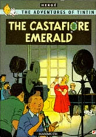 The Castafiore Emerald (The Adventures of Tintin) by Herge (1992-11-15)