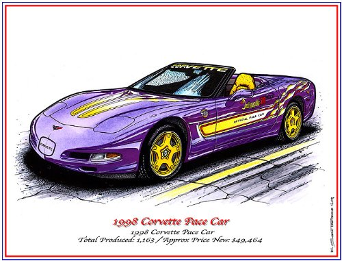1998 Corvette Indy Pace Car - 6
