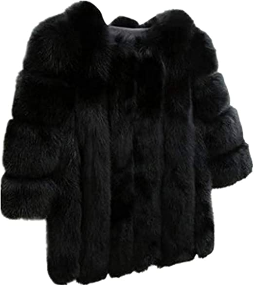 kids warm Fashion Girls Hairy Shaggy Faux Fur Vest coat children waistcoat gift