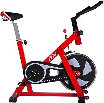 HLeoz Bicicleta Estática Plegable, Resistencia Variable Pedales de ...