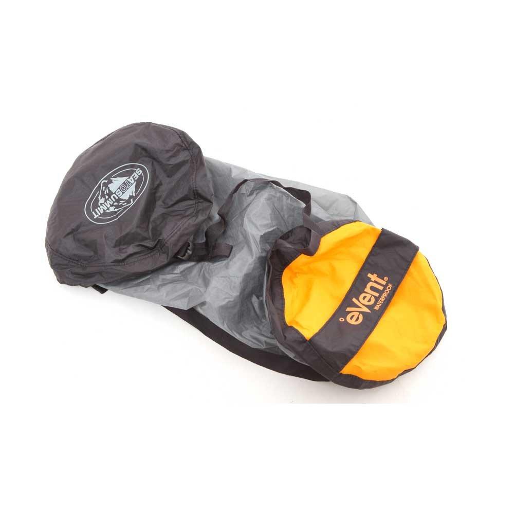[シートゥサミット]Sea to Summit Ultra-Sil Compression Dry Sack コンプレッションサックス GRAY 10 liter [並行輸入品]   B01N29D6GJ
