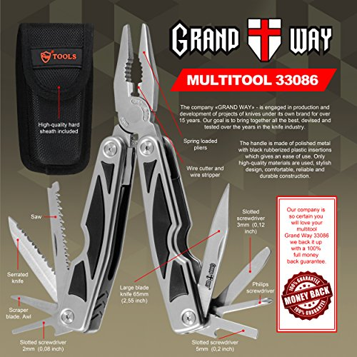 Multi-Tool-12-in-1-with-Knife-Pliers-Saw-and-Serrator-Utility-Tool-with-Large-Knife-Saw-and-Serrator-Good-for-Camping-Hunting-Survival-Hiking-and-Outdoor-Activities