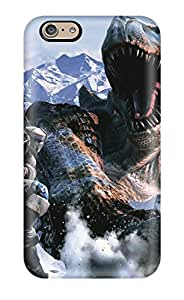 Rolando Sawyer Johnson's Shop 5814192K73498301 Protective Tpu Case With Fashion Design For Iphone 6 (dinosaur)